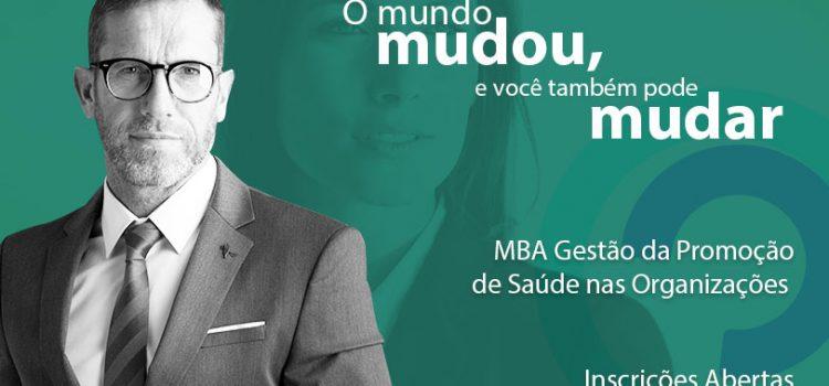 MBA Gestão da Promoção de Saúde nas Organizações