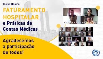Curso em parceria com a Universidade São Camilo trouxe temática importante